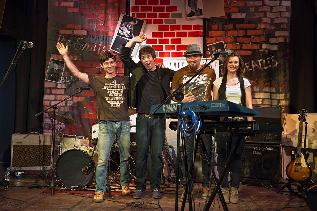 Janek Samołyk w Radomiu - to był wyjątkowo wiosenny koncert. Janek wracaj do Radomia!