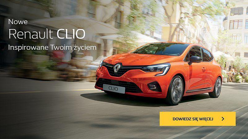 Nowe Renault CLIO już w Radomiu. Można testować!