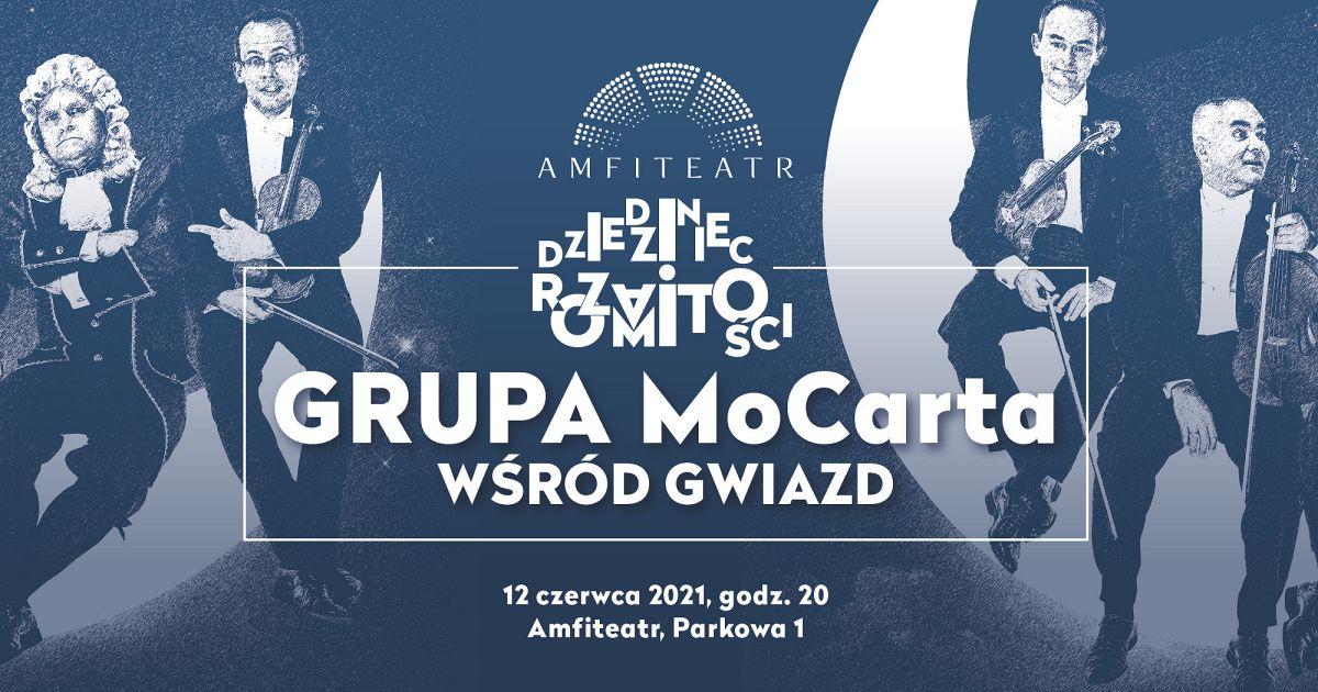 Grupa MoCarta wśród gwiazd - Czterej jeźdźcy w Radomiu już 12 czerwca!