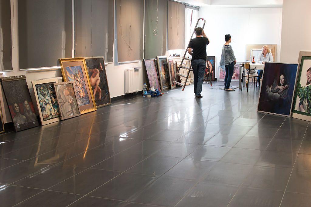 Wystawa METAMORFOZA już wisi w galerii radomskiego PLASTYKA!