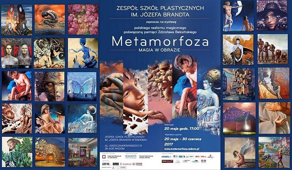 Artyści, którzy przybędą do Radomia na otwarcie wystawy METAMORFOZA